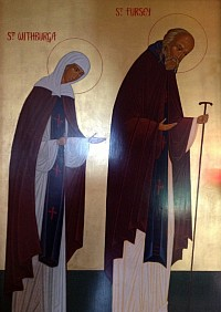 Saints Withburga and Fursey